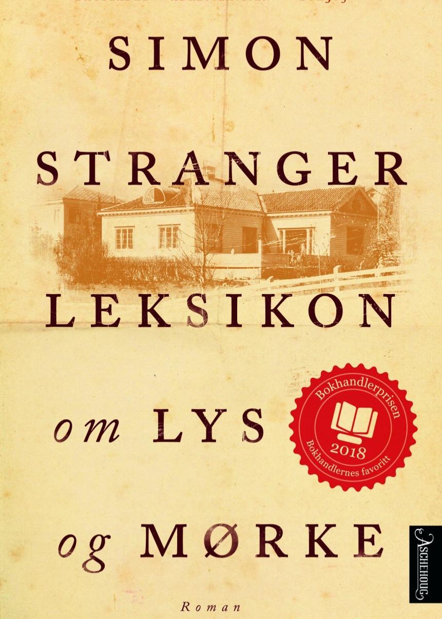 Simon Stranger sitt leksikon om Lys og mørke.